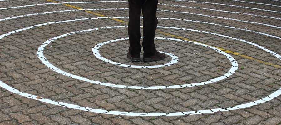 Center of Spiral