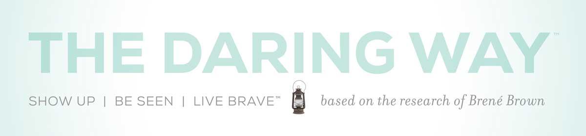 Daring Way Banner