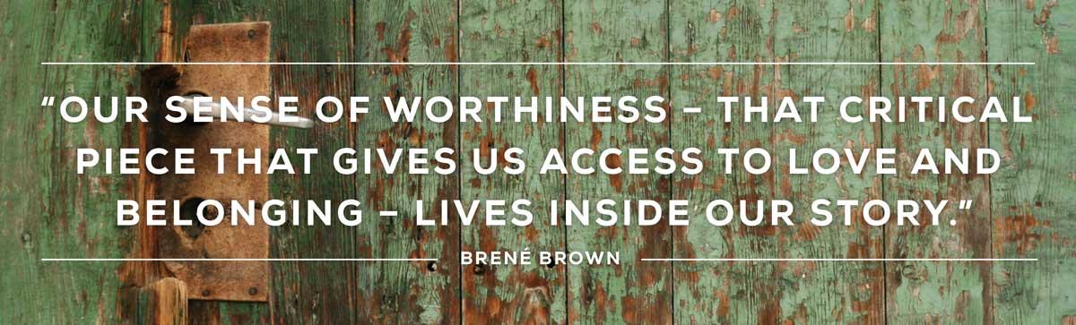 Worthiness Quote